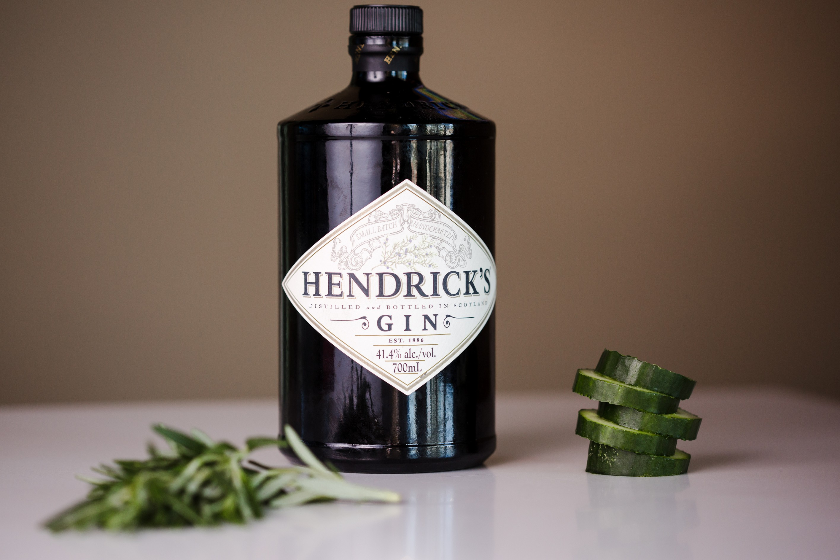 Exotic & Botanical… Let Us Introduce You to Our New Gin Menu -